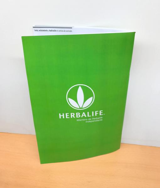impresionarte-xativa-nutricion-herbalife-dosier-librito-libro-revista-coreano-venta-reclutamiento