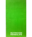 Toalla plegada de Nutrición Herbalife