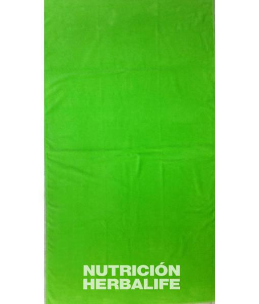 Toalla Nutrición Herbalife