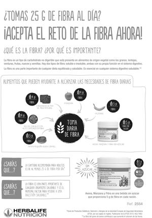 impresionarte-xativa-nutricion-herbalife-flyer-publicidad-promocion-fibra-alimento-saludable-tips-reto-diario