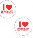 Impresionarte-Xativa-Nutricion-Herbalife-chapas-i-love-yo-amo-amor-rojo-negra-pin-nueva-nuevo-2017-spain