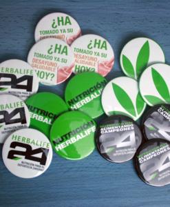 Chapas Herbalife