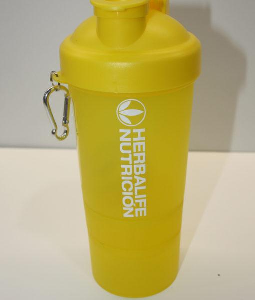 Super Coctelera Herbalife Nutricion Amarilla