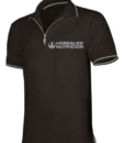 Impresionarte-Xativa-Nutricion-Herbalife-Polo-Plateado-Negro-Golf-Skin