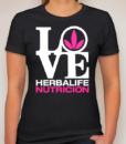 impresionarte-xativa-nutricion-herbalife-camiseta-fosforita-fluor-rosa-chica-love-mujer-ella-amor-hojas-shirt