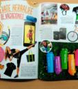 impresionarte-xativa-nutricion-herbalife-revista-fasciculo-promocion-marketing-merchandising-actividades-recomendaciones-recetas-ejercicios