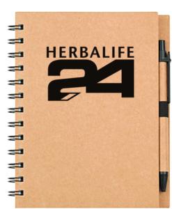 Impresionarte-Xativa-Distribuidores-Herbalife-Nutricion-Imprenta-Libreta-H24-Deporte-Hojas-Apuntes-Notas-Folios-Blanco-Estudio-Aprender-Bloc-Cuaderno-Boligrafo