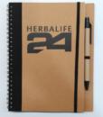 impresionarte-xativa-nutricion-herbalife-h24-regalo-detalle-invitados-evento-accesorio-libreta-bloc