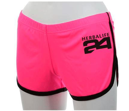impresionarte-xativa-nutricion-herbalife-vida-sana-ropa-prenda-pantalon-short-corto-mujer-chica-rosa-negro-h24-deporte-playa-bienestar
