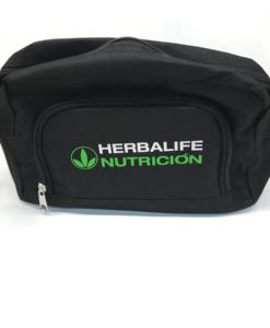 Impresionarte-Xativa-Nutricion-Herbalife-neceser-estuche-funda-protector-organizador-bolsillo-negro-bolsa-cosmeticos