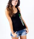 Impresionarte-Xativa-Nutricion-Herbalife-Camiseta-Tirantes-Mujer-24-Horas-H24-Negra-Nadadora-Desmangada-Batido-Deporte-Casual-Marca-Publicidad-Shirt-Verano