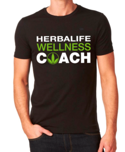 Impresionarte-Xativa-Nutricion-Herbalife-hbl-camiseta-shirt-coach-wellness-bienestar-verde-negro-blanco-entrenador-moda-hombre-manga-corta-fashion-wear-marca-alimentacion-saludable