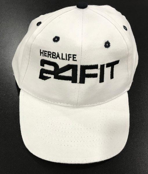 Impresionarte-Xativa-Nutricion-Herbalife-gorra-gorro-deporte-vida-sana-saludable-ejercicio-complemento-ropa-prenda-accesorio-blanco-negro