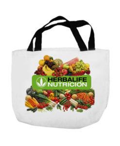 Impresionarte-Xativa-Distribuidores-Herbalife-Nutricion-Imprenta-Bolsa-Compras-Shopping-food-comida-asas-blanca-negra-colores-fruta-verdura-sano-saludable-bienestar