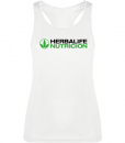 Impresionarte-Xativa-Nutricion-Herbalife-Camiseta-Mujer-Deportiva-Tecnica-Transpirable-Fresh-Tirantes-Blanca-Woman