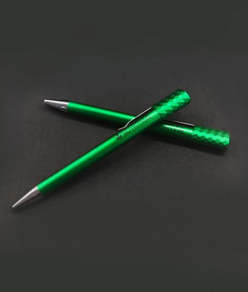 Impresionarte-Xativa-Nutricion-Herbalife-boligrafo-pen-azul-ink-tinta-escribir-alex-luca-diseñador-verde-hbl-lapiz-personalizado-marketing